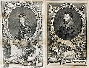 022: Houbraken, Jacobus Dutch (1698 -1780) TW