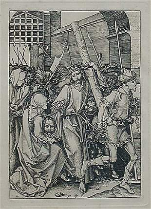 023: Schongauer, Martin (after) German school