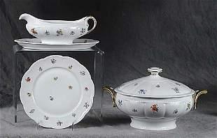 Krautheim porcelain partial dinner servi