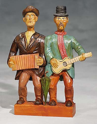 Griesbaum double whistlers-20th century -two