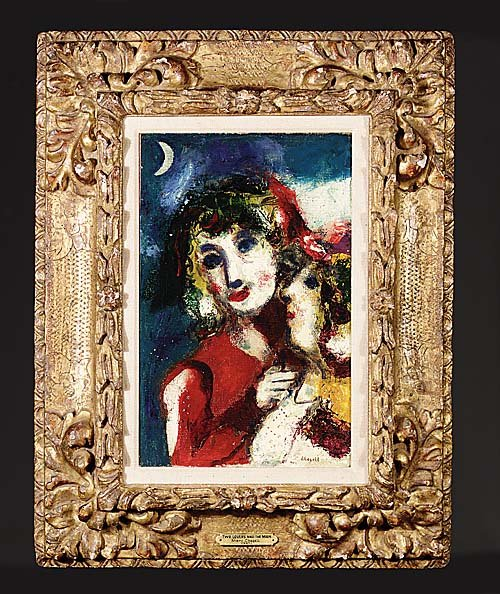 Chagall, Marc -Russian/French (1887-1985) -DE