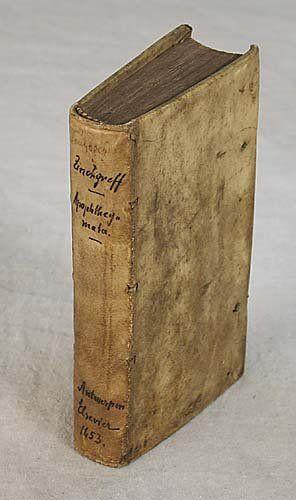 1 vol. book: German Language ZENTFCHER N