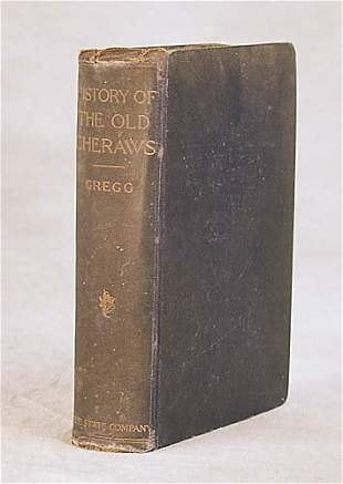 1 vol. book: South Carolina history date