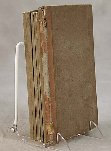 406: 7 vols. books: Lord Byron dated 1810-181