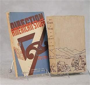 2 vols. books: Depression Era titles 193