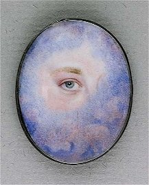 66: Eye miniature circa 1795