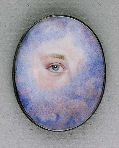 66: Eye miniature circa 1795