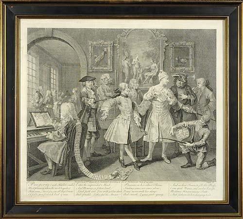 21: Hogarth, William