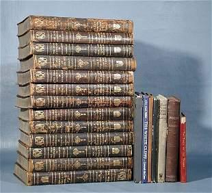 004: 20 vols. books: Various titles 1856-1942 Markham,