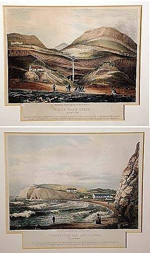 007: British school (late 19th century) TWO WORKS: FRES