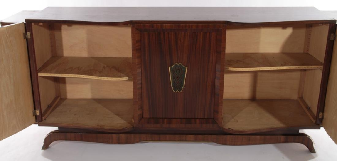 FRENCH ART DECO SIDEBOARD CIRCA 1930 - 4
