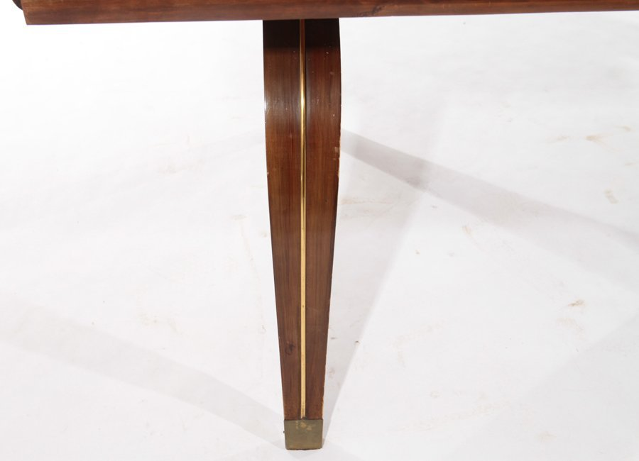 FRENCH ART DECO DINING TABLE CIRCA 1930 - 5