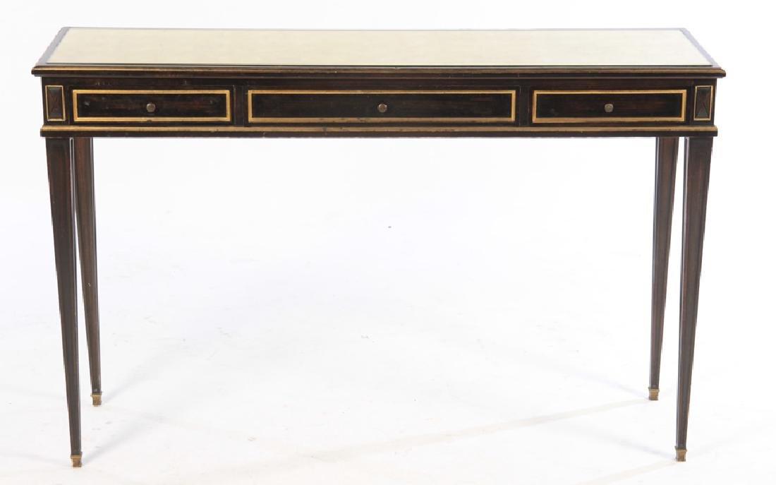 LOUIS XVI GILT TRIMMED CONSOLE TABLE 1940
