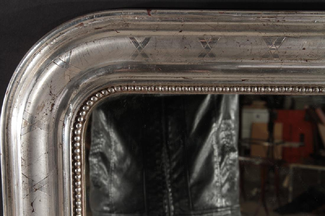 FRENCH 19TH CENTURY LOUIS PHILIPPE MIRROR - 2