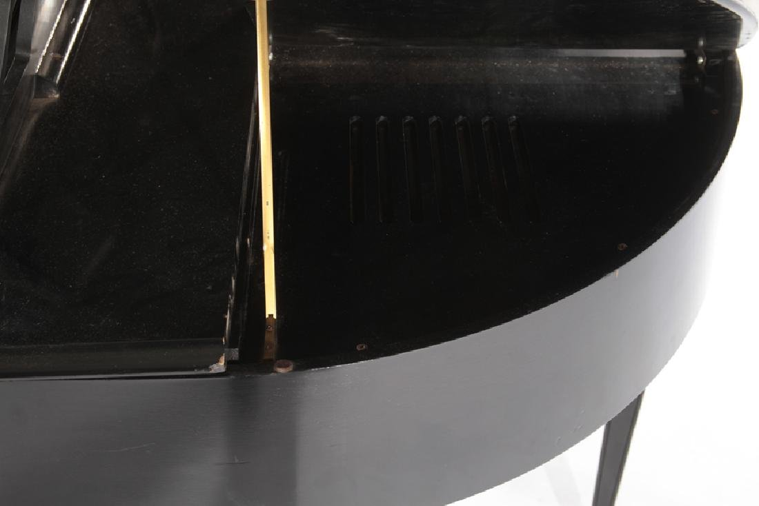 LABELED WURTLIZER ELECTIC PIANO WITH BENCH - 7