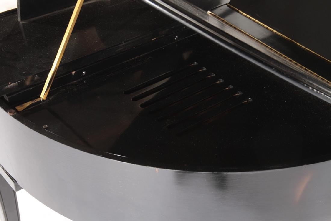LABELED WURTLIZER ELECTIC PIANO WITH BENCH - 8