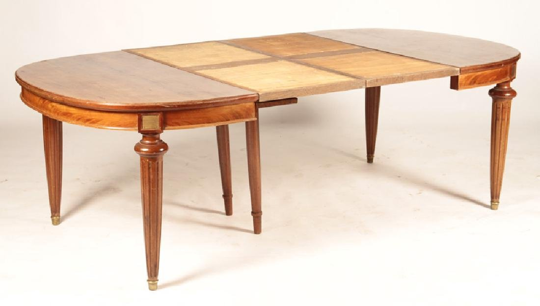 FRENCH LOUIS XVI STYLE DINING TABLE 1920 - 2