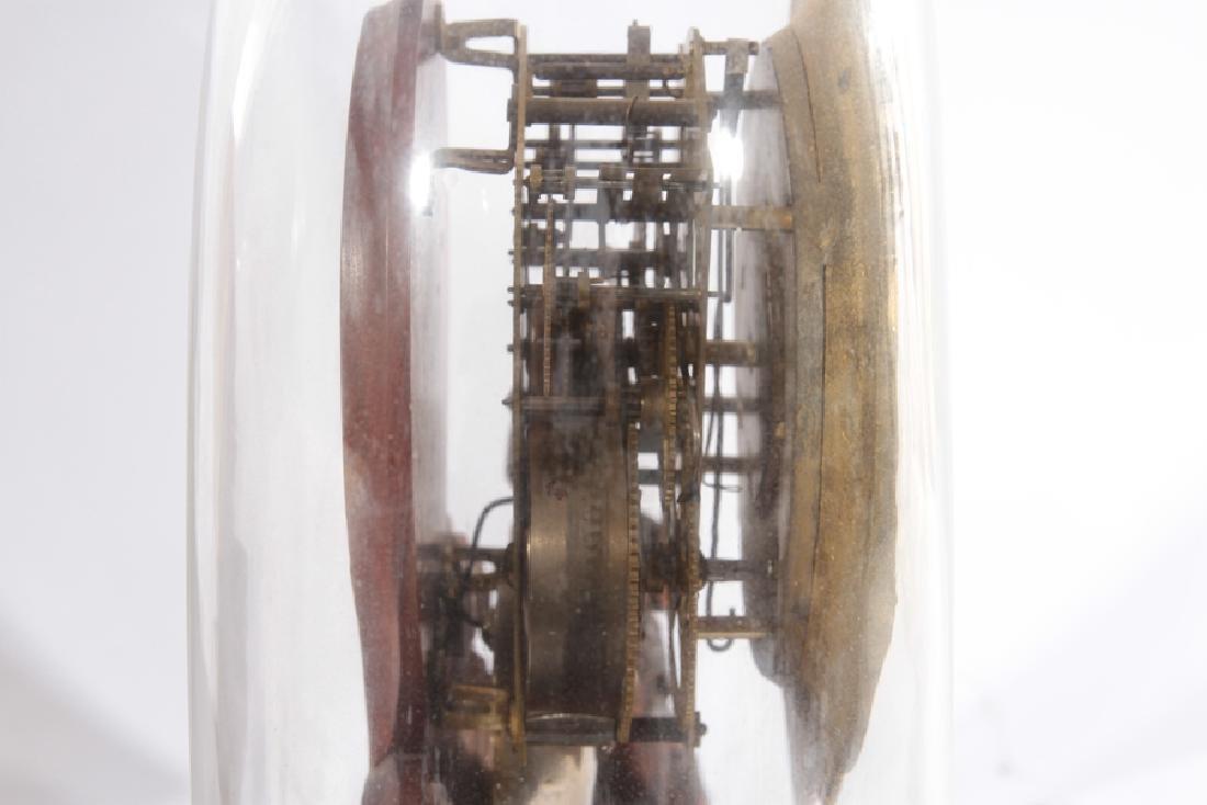 TWO AMERICAN MANTLE CLOCKS CIRCA 1920 - 6