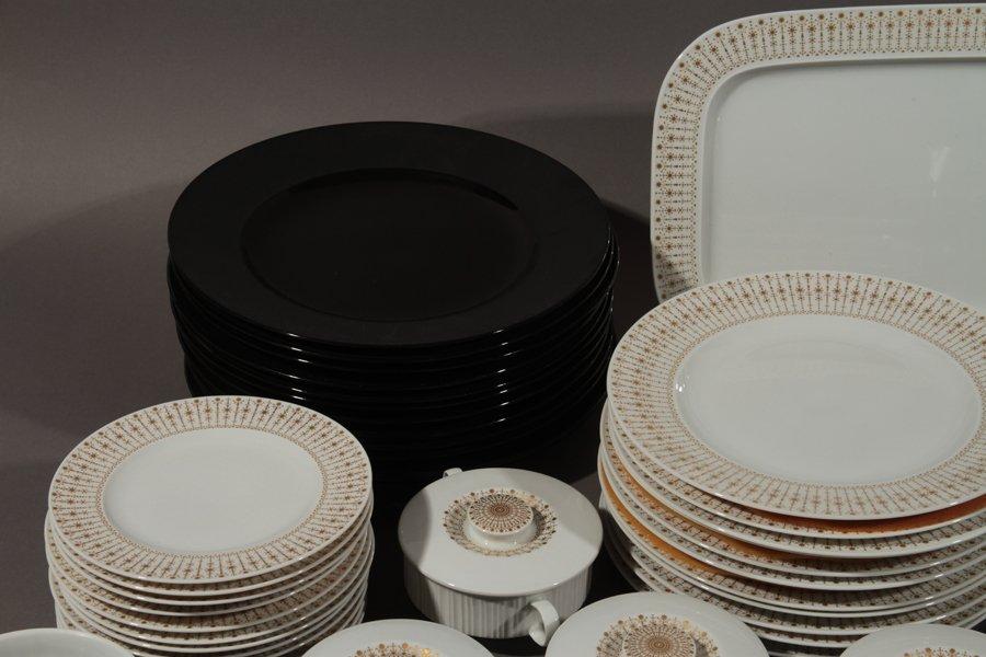 99 PORCELAIN DINNER SET TAPIO WIRKKALA ROSENTHAL - 3