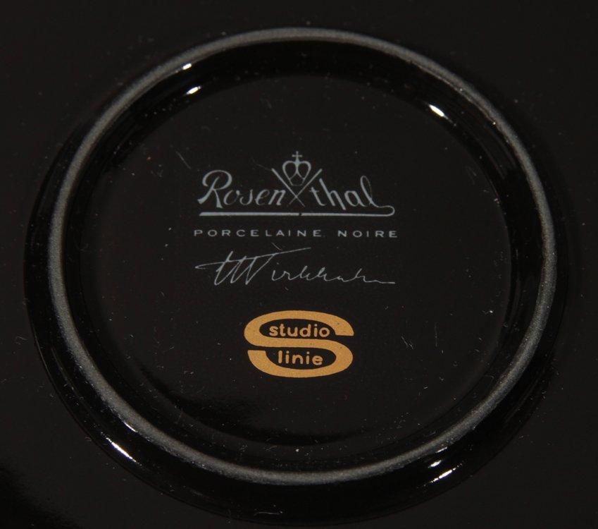 99 PORCELAIN DINNER SET TAPIO WIRKKALA ROSENTHAL - 8