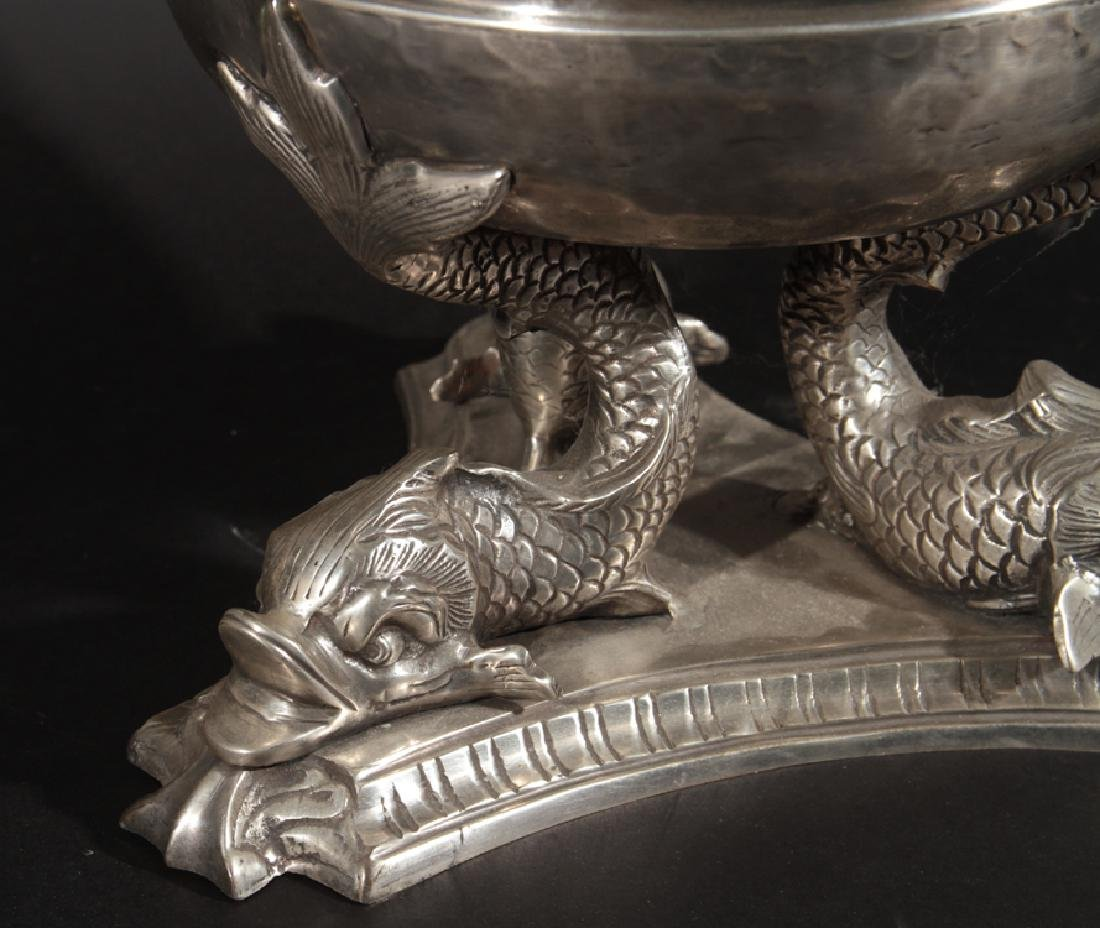 PAIR OF ROYAL SHEFFIELD EMPIRE STYLE PLANTERS - 5