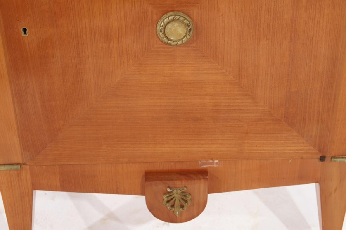 FRENCH SINGLE DOOR CABINET ANDRE ARBUS STYLE - 4