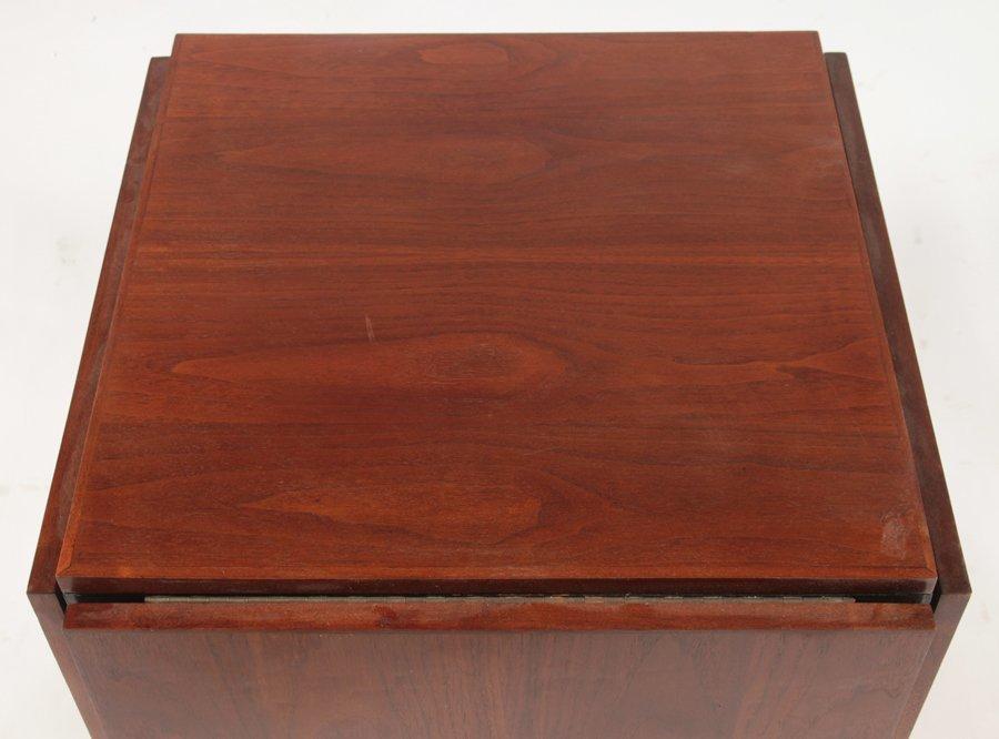 VLADIMIR KAGAN TIC-TAC-TOE TABLE CIRCA 1960-70 - 2