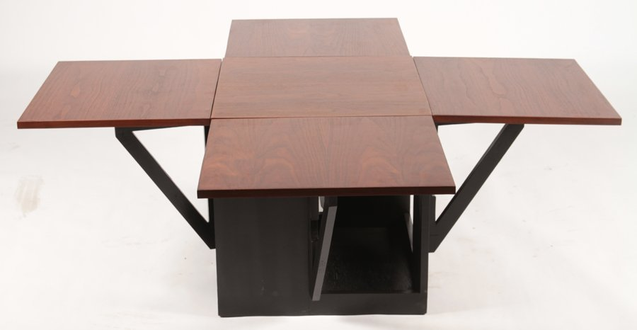 VLADIMIR KAGAN TIC-TAC-TOE TABLE CIRCA 1960-70 - 3