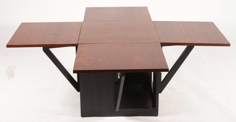 VLADIMIR KAGAN TIC-TAC-TOE TABLE CIRCA 1960-70 - 3