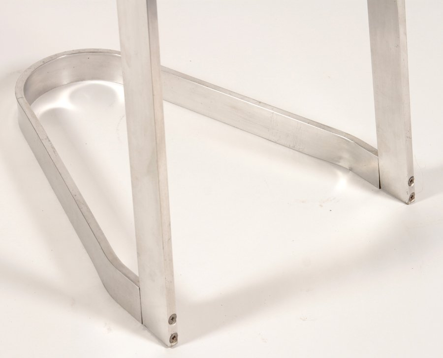 ALUMINUM HAIRPIN FORM EASEL - 4