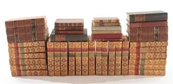 GROUPING OF 39 BOOKS CIRCA 19TH/20TH CENTURY