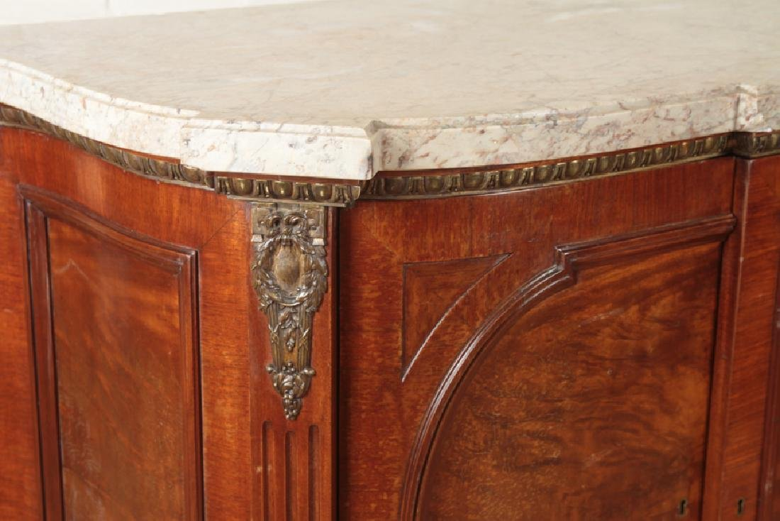 BRONZE MOUNTED FRENCH SIDEBOARD CIRCA 1930 - 4