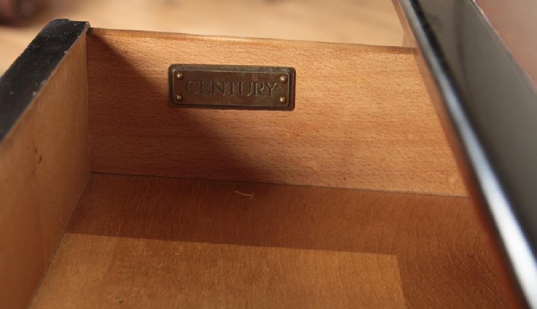 LABELED CENTURY FIVE PIECE BEDROOM SET - 5