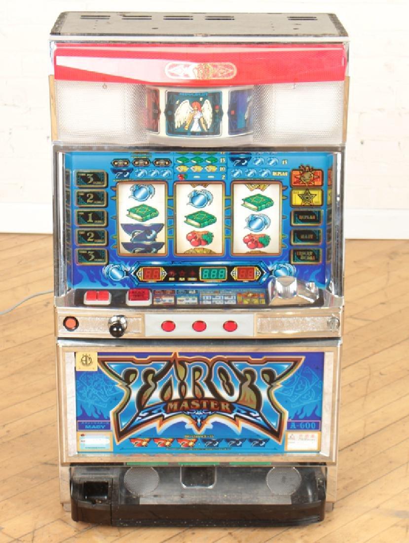 TAROT MASTER SLOT MACHINE CIRCA 1993