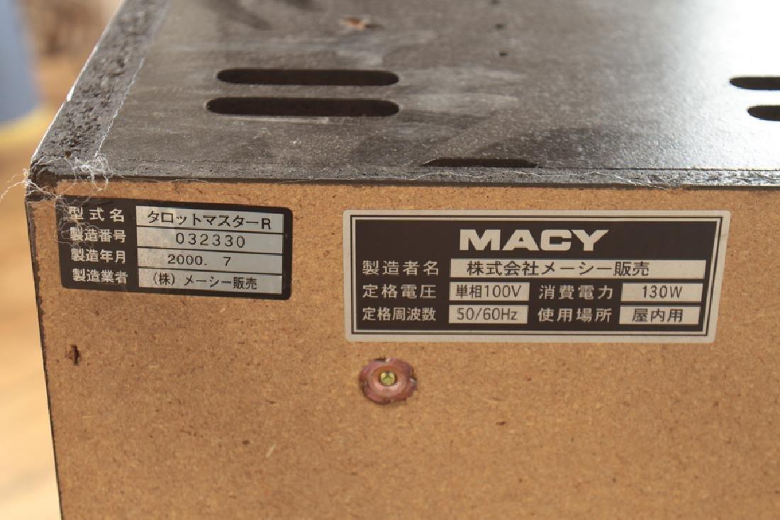 TAROT MASTER SLOT MACHINE CIRCA 1993 - 5