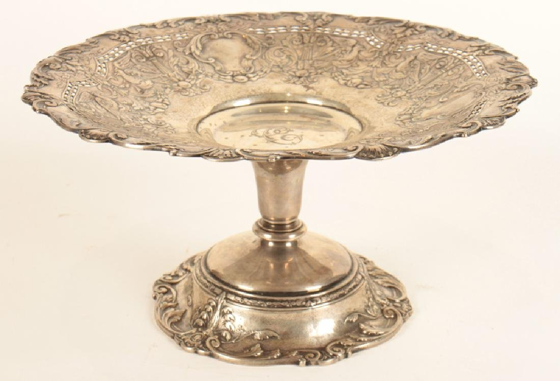 GORHAM STERLING SILVER CENTERPIECE 22.240 TROY OZ