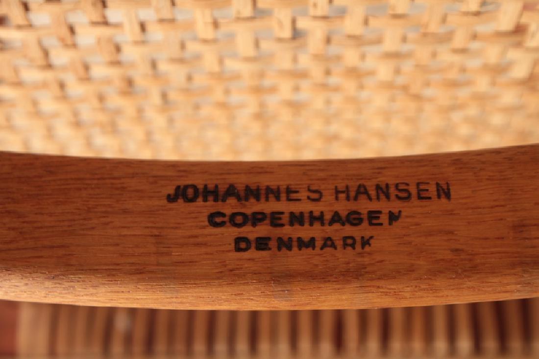 "PAIR HANS WEGNER JOHANNES HANSEN ""THE CHAIRS"" - 6"