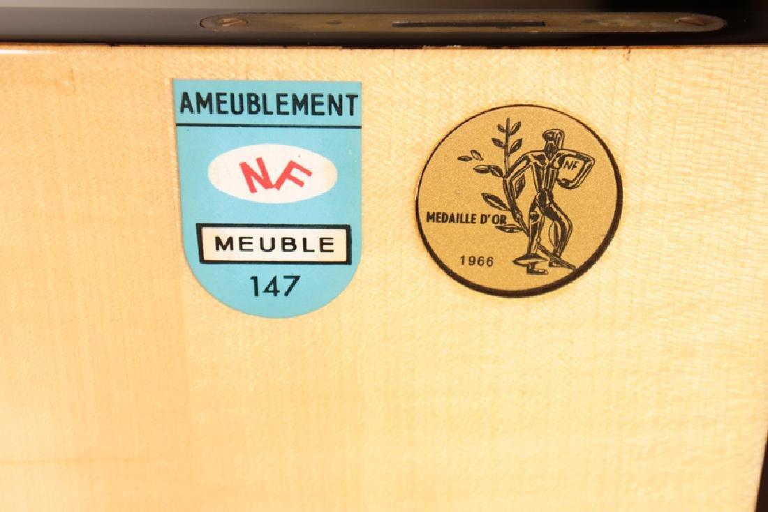 FRENCH MACASSAR 4 DOOR SIDEBOARD C.1960 - 7