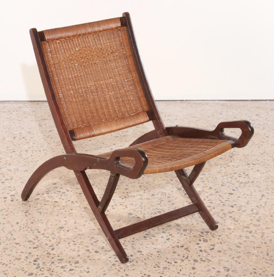 LABELED BREVETTI REGUITT FOR GIO PONTI CHAIR 1958