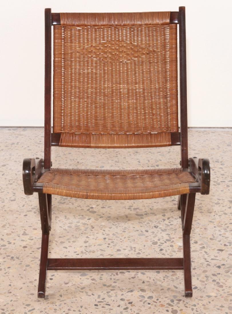 LABELED BREVETTI REGUITT FOR GIO PONTI CHAIR 1958 - 2