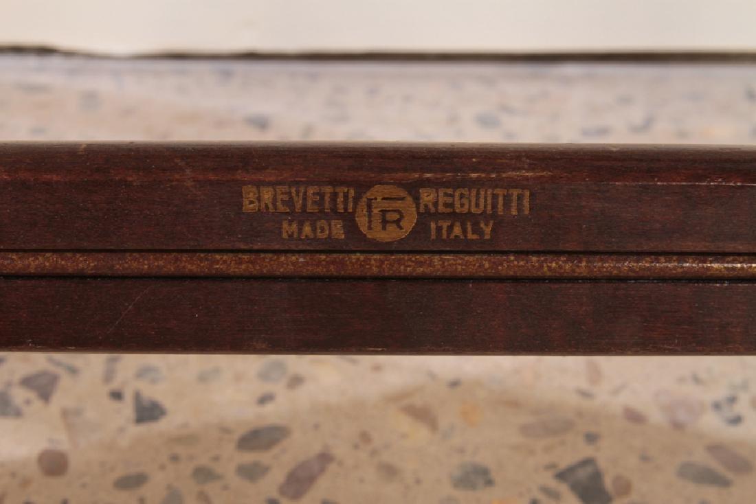 LABELED BREVETTI REGUITT FOR GIO PONTI CHAIR 1958 - 6