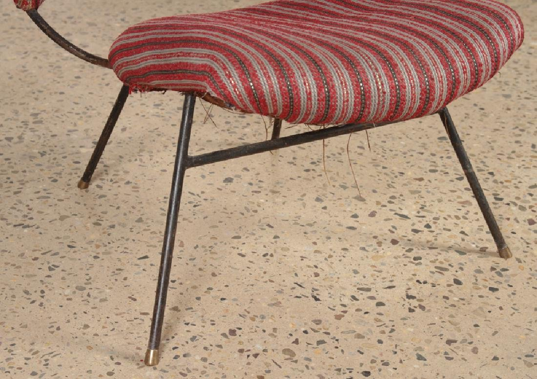 PAIR OF ITALIAN CHAIRS IN THE MANNER OF BBPR 1960 - 5