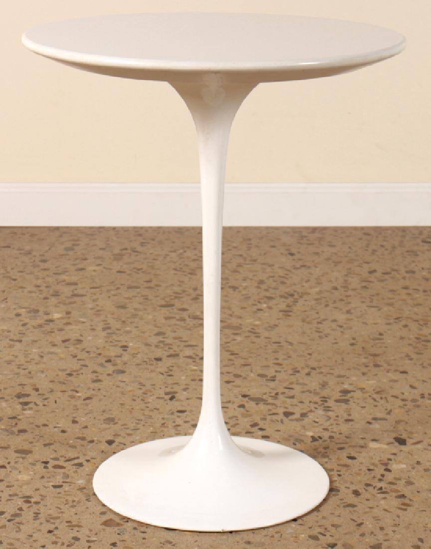 EERO SAARINEN STYLE TULIP SIDE TABLE