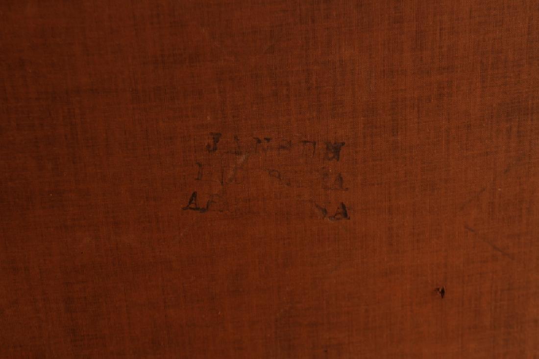 A SIGNED JANSEN MARQUIS CIRCA 1940. - 5