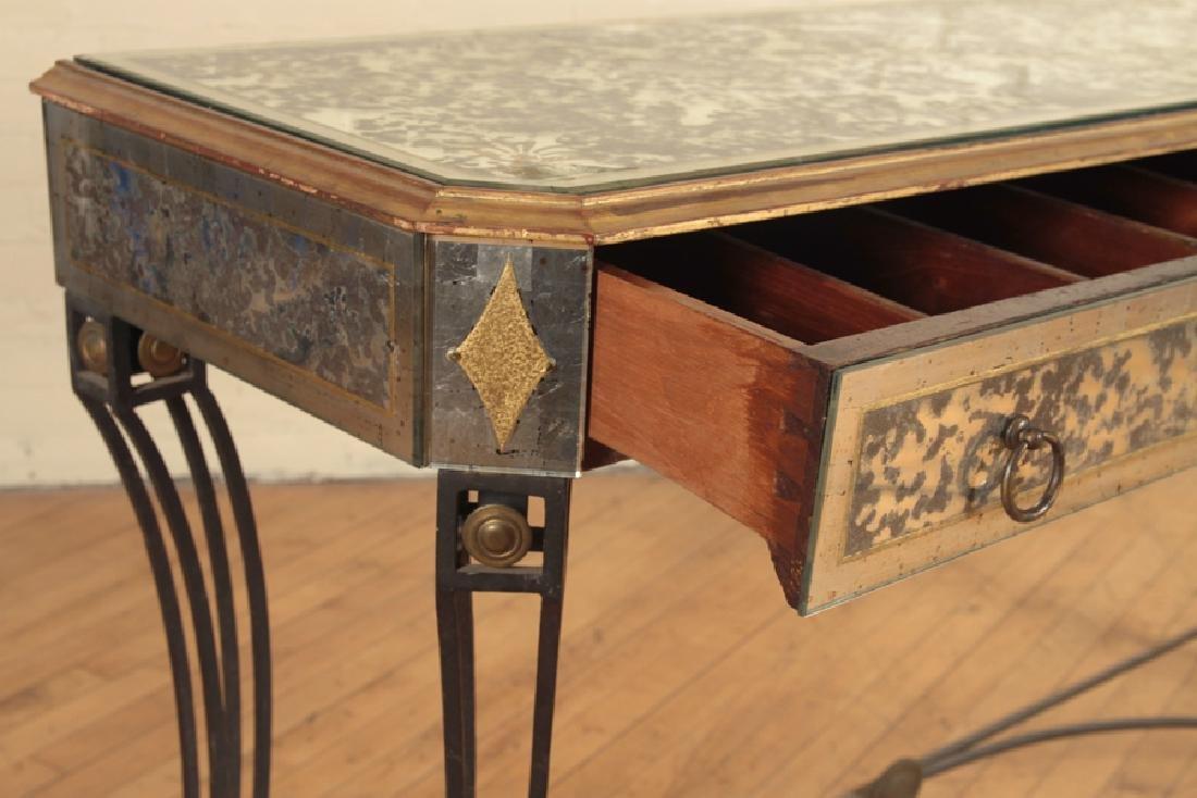UNUSUAL JANSEN CONSOLE TABLE C.1940 - 4