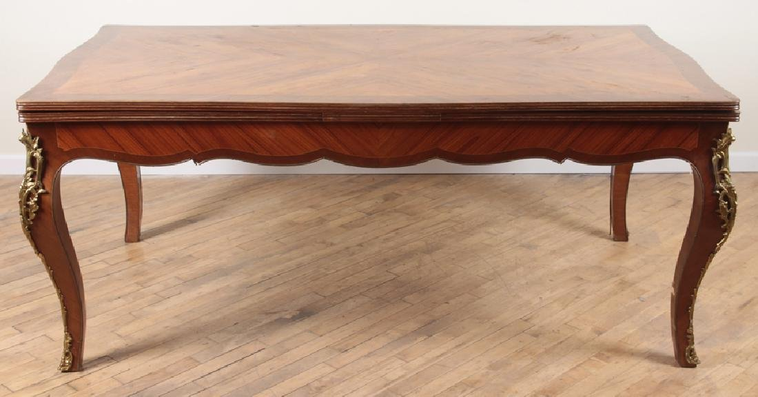 LOUIS XV STYLE DINING ROOM TABLE 1950