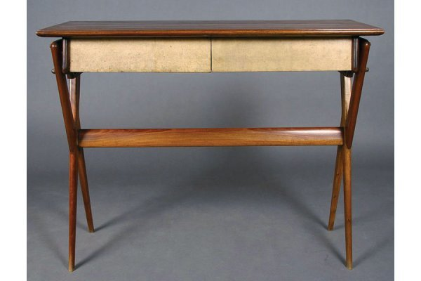 275: Interesting mid 20th century high console.