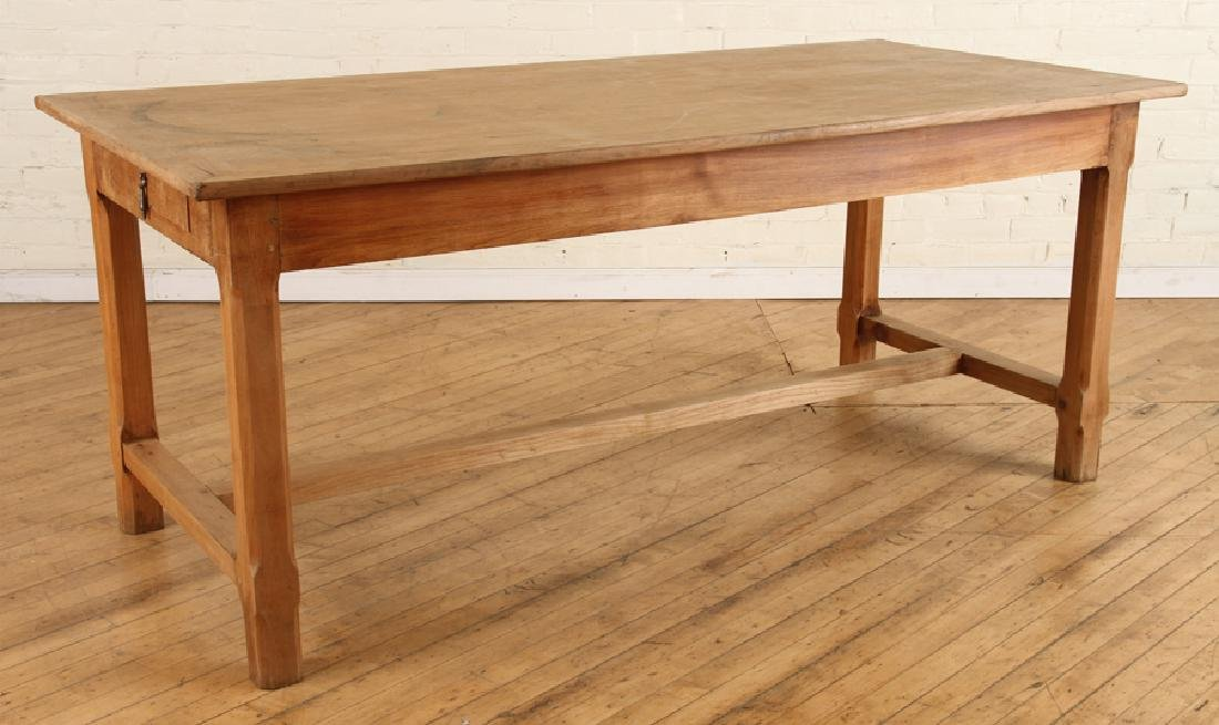 FRENCH MONASTERY STYLE TABLE CIRCA 1940