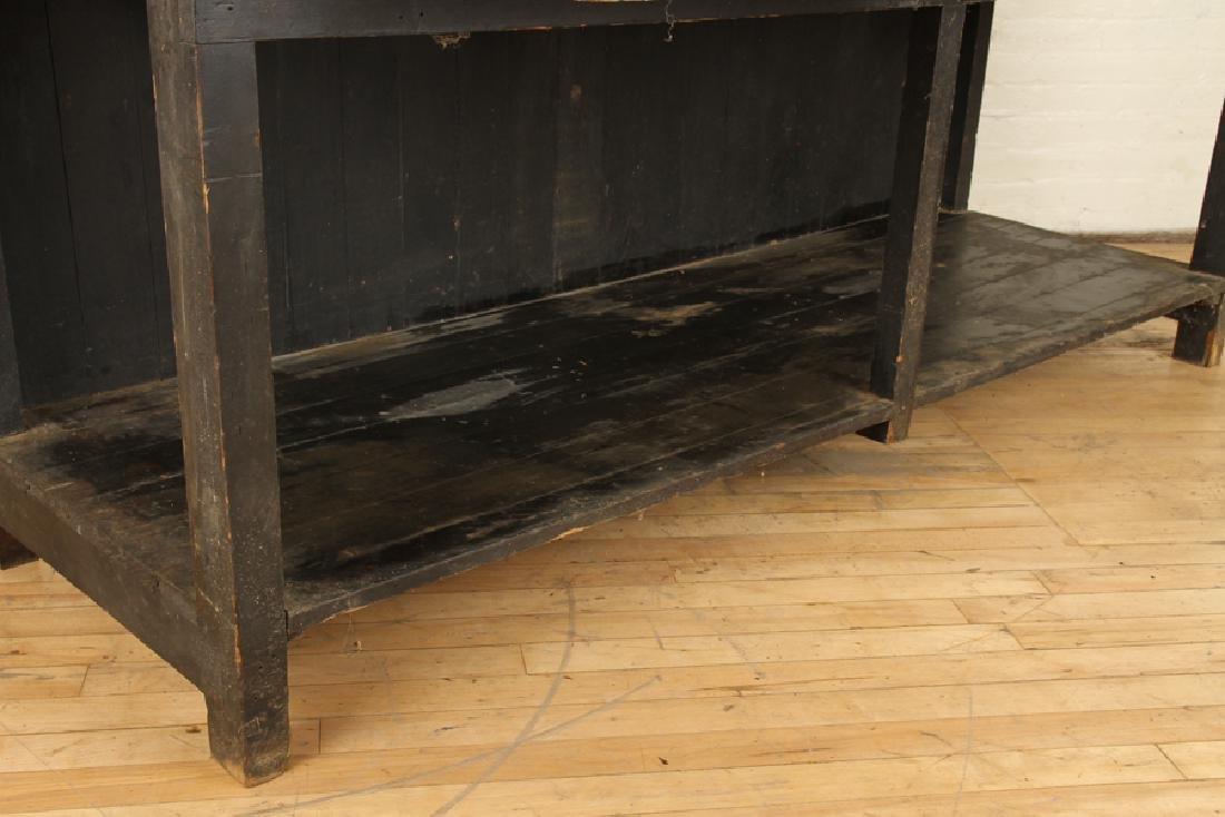 19TH CENTURY WORK BENCH - 5