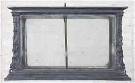 RARE VICTORIAN ZINC AQUARIUM CIRCA 1890